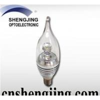 Buy cheap E14 LED Candle Light 3W from wholesalers