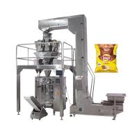 China Automatic Weighing Snack Food Packaging Machine , Potato Chips Packing Machine on sale