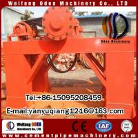 China Precast Concrete Drainage Pipe making machine of XG Series on sale