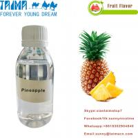 Quality High quality USP grade Tobacco/fruit/mint aroma most popular Concentration Pineapple flavor for vape wholesale