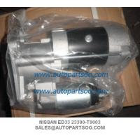 Quality New Starter for MITSUBSHI for NISSAN ED33 M2T64371 M2T64373 23300-T9003 23300-T9005 wholesale