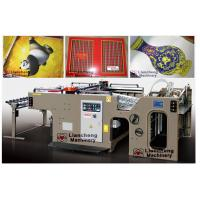 China screen print t-shirts LINEAR touch high precision imported parts inverter control PLC on sale