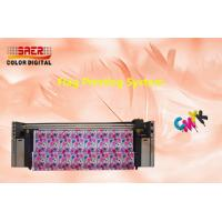 China High Speed Digital Textile Printing Machine With 3 Pieces Epson 4720 Print Head on sale