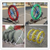 Quality Fiberglass duct rodder,Tracing Duct Rods,frp duct rod,Fiberglass Fish Tapes,Cable tiger wholesale