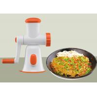 Quality Manual Meat Mincer Hygienic Material Non Electric Baby Food Chopper BPA Free wholesale