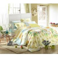 Quality Queen Size / Full Size Home Bedding Comforter Sets 100 Percent Cotton Fabric wholesale