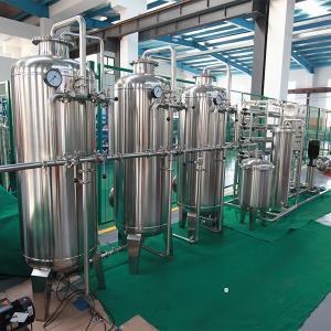 China drinking water treatment machine on sale