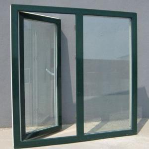 Quality Hidden Hinge Aluminium Frame Casement Window Anodized Aluminum Windows wholesale
