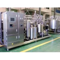China SGS Automatic Yogurt Production Line Dairy Factory Equipment Easy Operation on sale