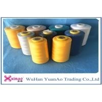 Quality Ring Spun Sewing Thread Polyester With Multi Color, 20/2 20/3 40/2 50/3 wholesale