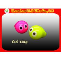 China 2011 Hot-selling led flashing finger ring best Valentine Gifts for men on sale