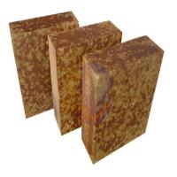 Quality AZM -1680 Silica mullite brick , fire resistant heat proof bricks Brown Color wholesale