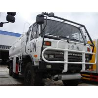 Quality CLW brand all wheels drive 8,000Liters-10,000Liters fuel tanker truck for sale,diesel Dongfeng 8ton RHD 6x6 fuel tanker wholesale