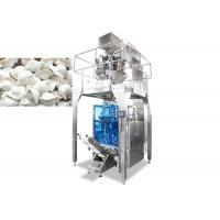 Quality 1000ml Volume Frozen Food Packing Machine , Automatic Food Bagging Machine wholesale