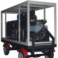 MTP Mobile Trailer Type High Vacuum Transformer Oil Purification Systems