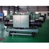Quality Industrial Screw Compressor Water Cooled Screw Chiller With R134a Refrigeration , CE / ISO wholesale