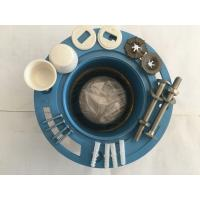 Quality Leak Proof Toilet Fittings Rubber Toilet Wax Ring Gasket With Flange Installed Directly wholesale