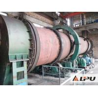 Quality Energy Saving Calcination Cement Clinker Rotary Kiln In Construction Industry wholesale