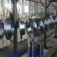 Quality Nonstandard Stainless Steel 2507 WNRF Flange Forgings Flanges And Fittings wholesale