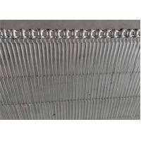 Quality Smooth Surface Stainless Steel Mesh Sheet U Chain Conveyor Belt For Fruit wholesale