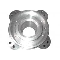 China Sand Casting Aluminum Pipe Flange BS Standard AlSi10Mg Material Polishing Surface on sale