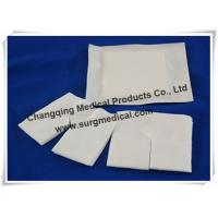 Quality  O  Or  Y  Cutting Non Woven Tracheostomy Gauze Wound Dressing Drain Sponge wholesale