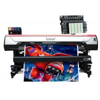 Quality Double 5113 head Indoor Printing Machine Wide Format For AdvertisingPaper wholesale