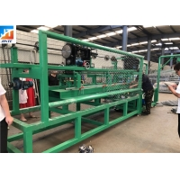 China 150m2/H OEM Semi Automatic Chain Link Fencing Machine on sale