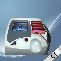 Quality Slimming Clinic use fat removal laser beauty equipment / lipo cold laser machine wholesale