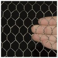 China PVC Coated Hexagonal Wire Mesh Poultry Fencing Chicken Coop Cages Ant i -Corrosion on sale