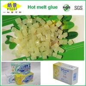 Quality Strong Bonding Hot Melt Glue Pellets For Paper Box / Case Packaging wholesale