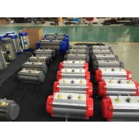 Quality wuxi  pneumatic rotary actuator for butterfly valve and ball valve air torque pneumatic actuator wholesale
