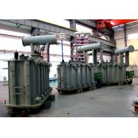 Quality 110kV Three Phase Electrical Oil Immersed  Power Transformers wholesale