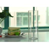 Quality Airtight Single Wall Borosilicate Glass Tableware Canister Jar for Dry Fruits or Herb wholesale
