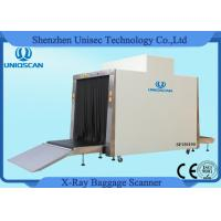 Quality Big Size Security X Ray Machine 1.5*1.5m Opening Size for Logistics , Customs wholesale