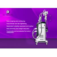 Medical Cryo RF Ultrasound Cavitation Slimming Machine With 8.4 Inch Color Touch