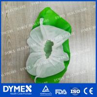 Quality Disposable Nonwoven PP+CPE Coated Shoe Cover for Construction Industry wholesale