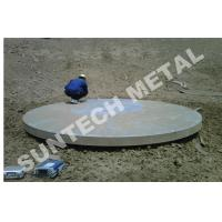 Quality N04400 Monel 400 Nickel Clad Tubesheet for Anti-corrosion wholesale