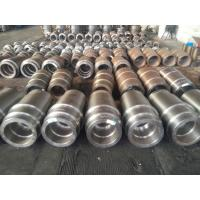 Quality Hot Forged 42CrMo4 4140 1.7225 SCM440 Forged Shaft Step Hollow Shaft  / Gear Blnaks wholesale