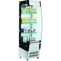 Quality Commercial Beverage Open Refrigerated Display Case For Convenient Store wholesale