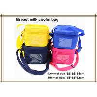 China Fashion Portable Breast Milk Ice Pack / Breastmilk Cooler Bag on sale