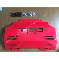 China Red Front Engine Protection Metal Board / OEM Service Toyota Hilux Spares on sale