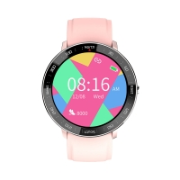 """Quality SMS Reminder 1.28"""" Ladies Bluetooth Smart Watch wholesale"""