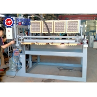 Buy cheap 1500pcs/H Egg Tray Making Pulp Molding Machine from wholesalers