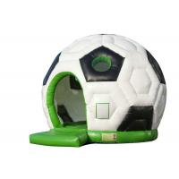 Quality Outdoor Activities Inflatable Football Bounce House , Small Bounce House Rental wholesale