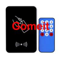 Quality Touch Keypad Standalone Rfid Electronic Door Lock , Smart Card Rfid Card Door Lock System wholesale