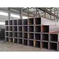 China EN10129 Cold Formed Hollow Section Steel Tube/Galvanized SHS RHS Hollow Section Steel Pipe/ carbon steel pipe/tube on sale