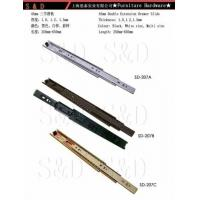Quality 45mm Double Extension Drawer Slide wholesale