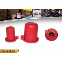 Quality Commercial Electrical Plug Lockout Valve Diameter Under 22 Mm Available wholesale