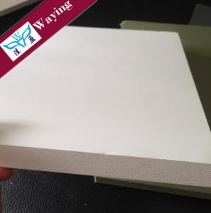 China Custom Sound Insulation 18mm PVC Foam Board For Furniture on sale